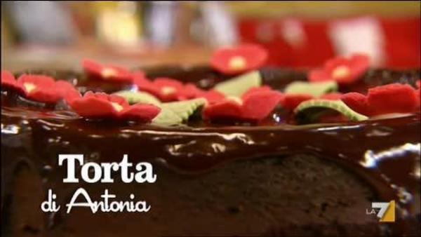 Torta Ricotta E Cioccolato Benedetta Parodi Imenudibenedettala7it