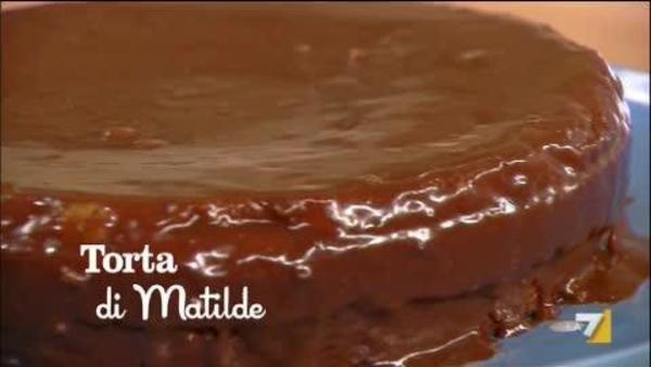 Torta Al Cioccolato Bianco E Marmellata Benedetta Parodi