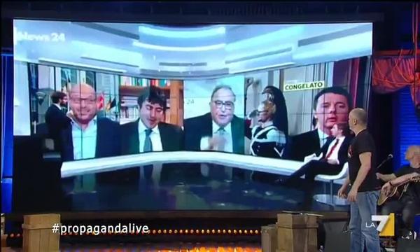 Propaganda Live - Venerdì 25 maggio alle 21.10