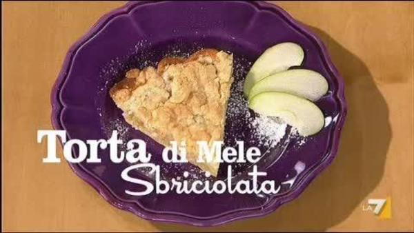 Torta Di Mele Sbriciolata I Menu Di Benedetta