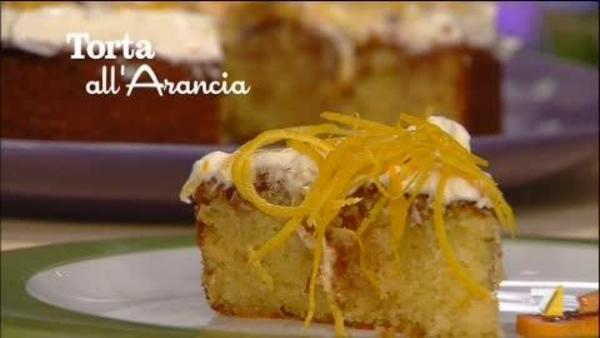Torta Allarancia Benedetta Parodi Imenudibenedettala7it