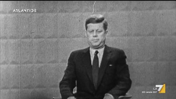 Speciale Atlantide - John e Jackie, i Kennedy segreti