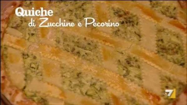 Torta Di Zucchine E Pecorino Beendetta Parodi Imenudibenedetta