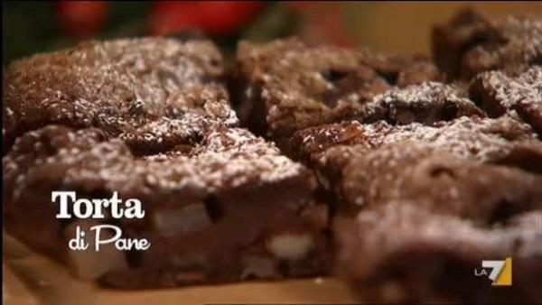 Torta Di Pane Benedetta Parodi Imenudibenedettala7it