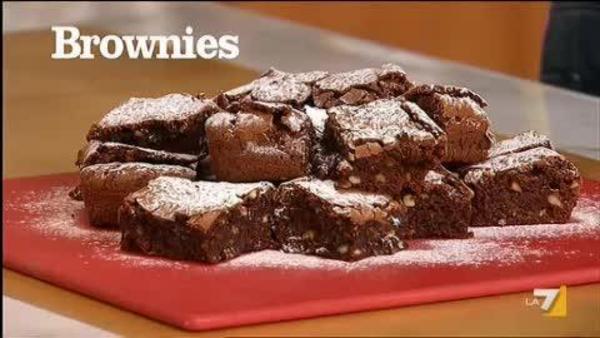 Brownies Benedetta Parodi Imenudibenedettala7it