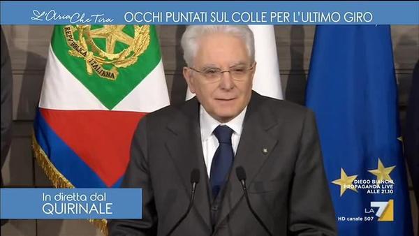 Discorso Camera Mussolini : Alessandra mussolini discorso mattarella: negare in toto il