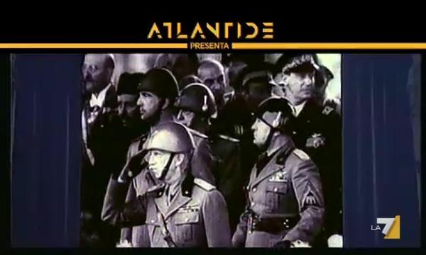 Atlantide presenta: Il Federale - Mussolini Ultimo Atto - Mercoledì dalle 21.15