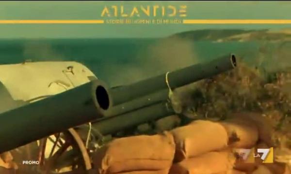 Atlantide presenta La grande guerra, mercoledì 19 dicembre alle 21.15
