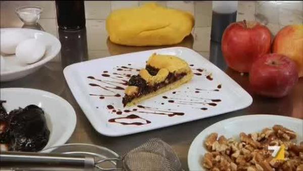Pranzo Di Compleanno Autunnale : Torta di san martino chef paolucci e vissani ricette di cucina