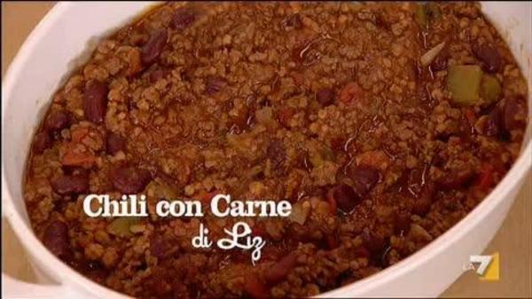 Chili Con Carne Benedetta Parodi Imenudibenedettala7it