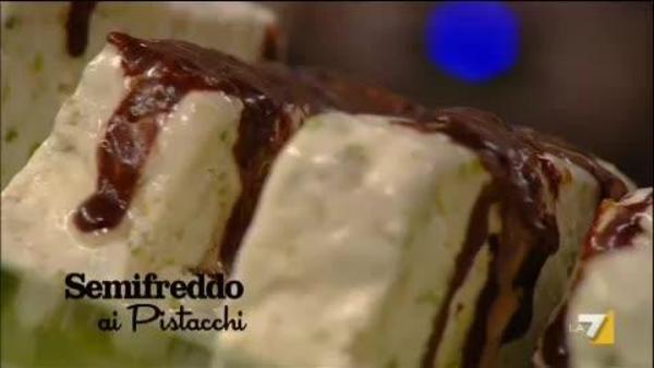 Semifreddo Ai Pistacchi Benedetta Parodi Imenudibenedettala7it