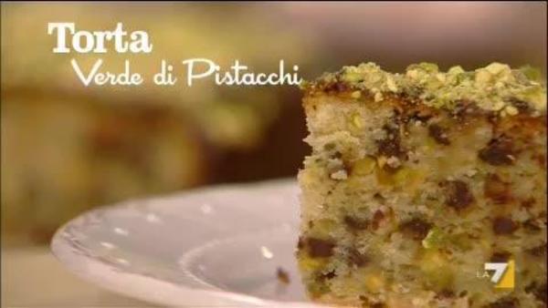Torta Verde Con Pistacchi Benedetta Parodi Imenudibenedettala7it