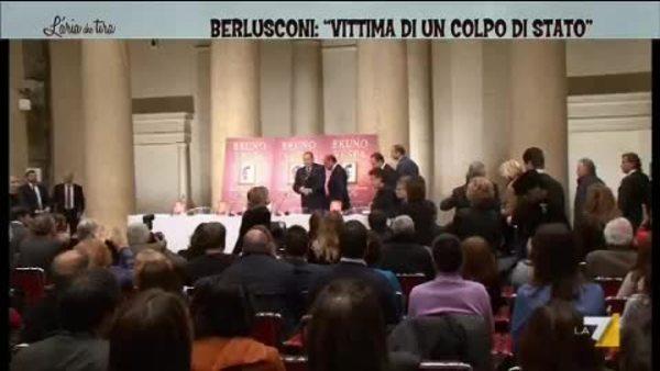L ARIA CHE TIRA - 05 12 2013   Berlusconi  «Vittima di un colpo di ... 99c92ed1992d