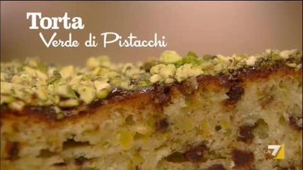 Torta Verde Di Pistacchi Benedetta Parodi Imenudibenedettala7it