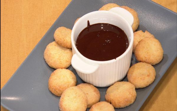 Biscottini al Cocco e Vaniglia. Dolci