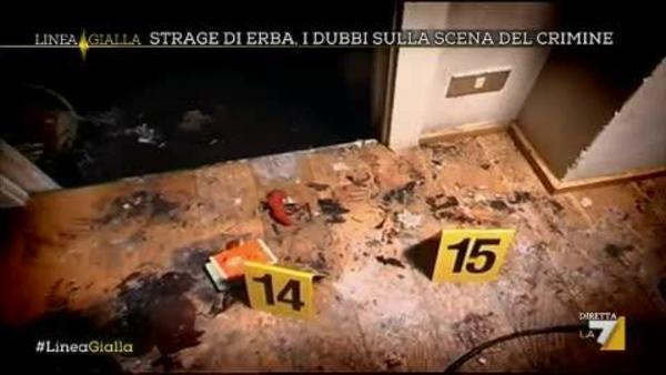La7tv Video Erba La Scena Del Crimine E Le Sue Incongruenze