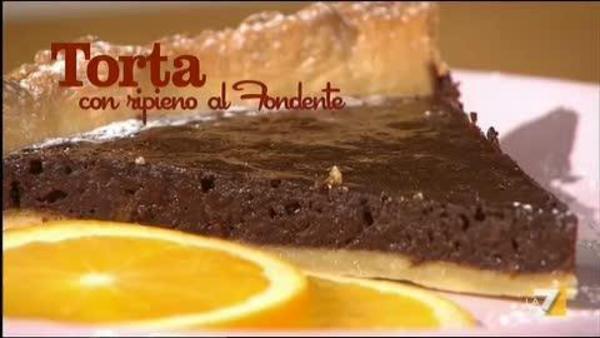 Torta Al Cioccolato Fondente Benedetta Parodi Imenudibenedetta