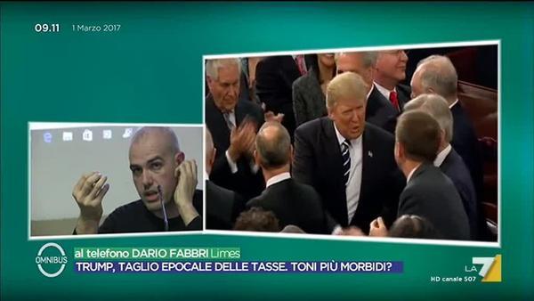 Il primo discorso sullo stato dellunione di trump: il commento di