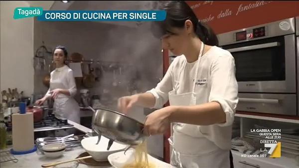Corso di Cucina per single