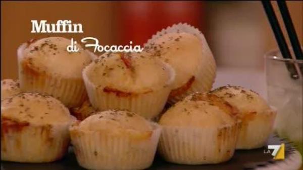 Muffin Salati Con Mozzarella E Pomodorini Benedetta Parodi