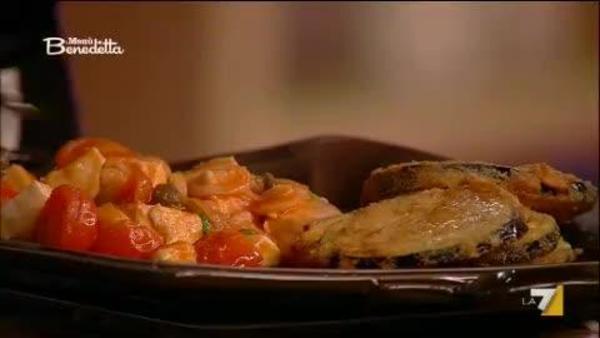 La Ricetta Pesce Spada In Rosso Di Benedetta Parodi
