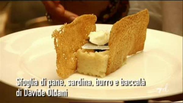 Sfoglia Di Pane Sardina Burro E Baccala La7it