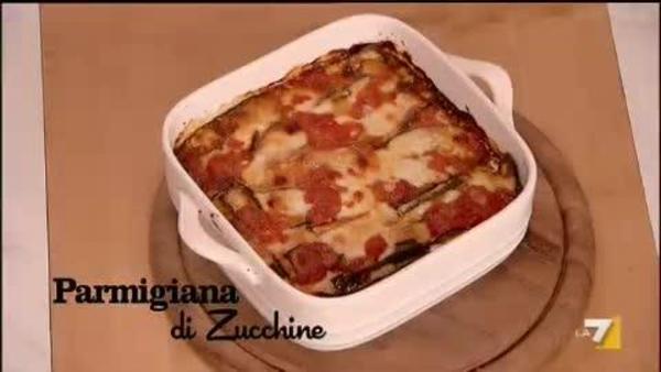 Multistrati Di Zucchine E Scamorza Benedetta Parodi