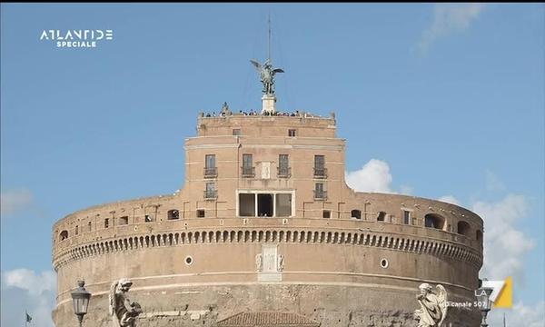 Atlantide con Andrea Purgatori - Roma, sacri segreti