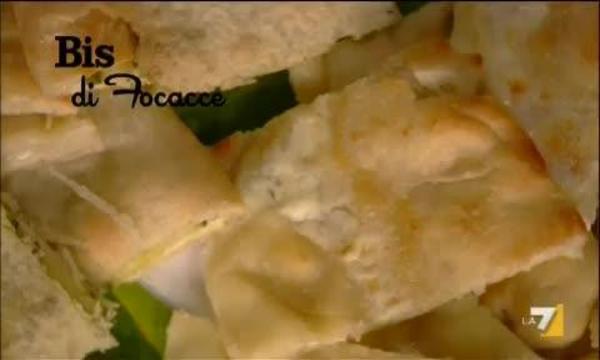 Focacce con stracchino zucchine e mozzarella benedetta for Mozzarella in carrozza parodi