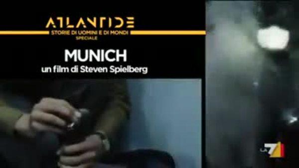 Atlantide presenta Munich di Steven Spielberg, lunedì 26 febbraio alle 21.10