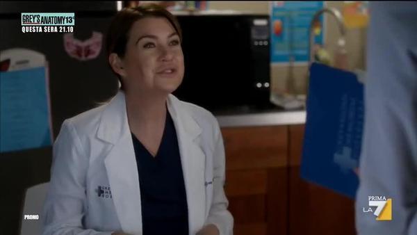 Grey's Anatomy Stagione 13, questa sera dalle 21.10