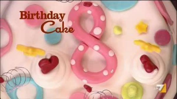 Torta Di Compleanno Benedetta Parodi Imenudibenedettala7it