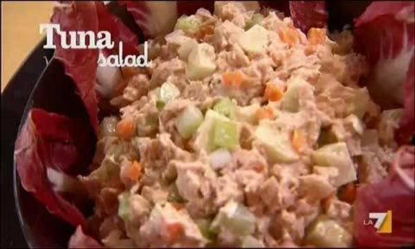 Tuna Salad La7it