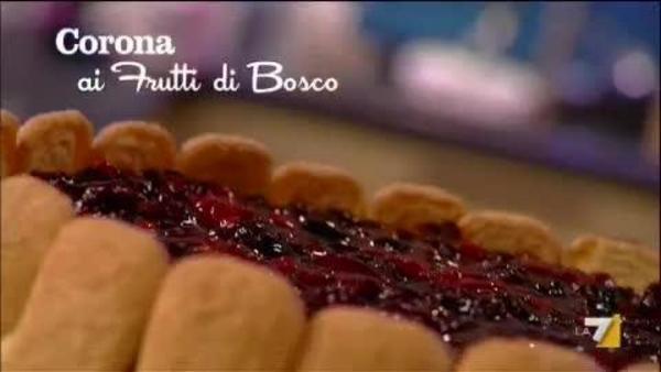 Torta Ai Frutti Di Bosco Benedetta Parodi Imenudibenedettala7it