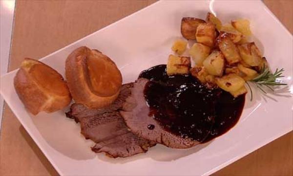 Sunday roast ricette di benedetta parodi - Giardinieri in affitto chi paga i lavori ...