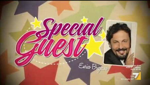 Special Guest - Enrico Brignano