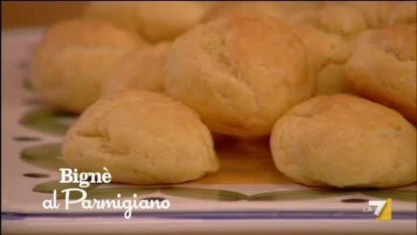 Bignè Al Parmigiano Benedetta Parodi Imenudibenedettala7it