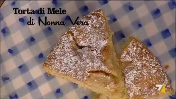 Torta Di Mele Benedetta Parodi Imenudibenedettala7it