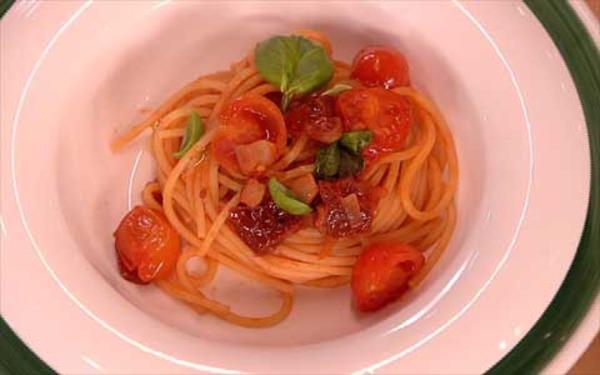 Spaghetti Ai Quattro Pomodori Ricette Di Benedetta Parodi