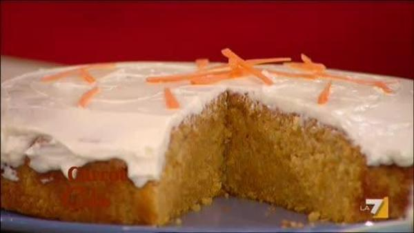 Torta Carrot Cake Benedetta Parodi Imenudibenedettala7it