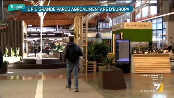 Il Più Grande Parco Agroalimentare Du0027Europa