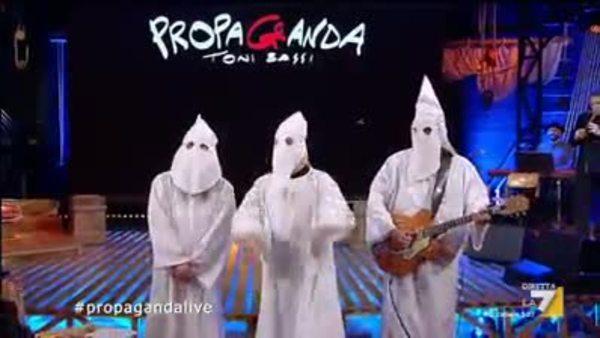 Propaganda Live