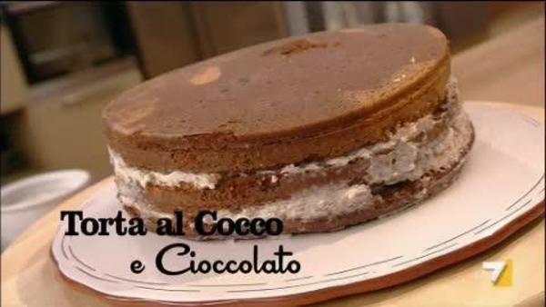 Torta Al Cocco E Cioccolato Di Benedetta Parodi Imenudibenedetta