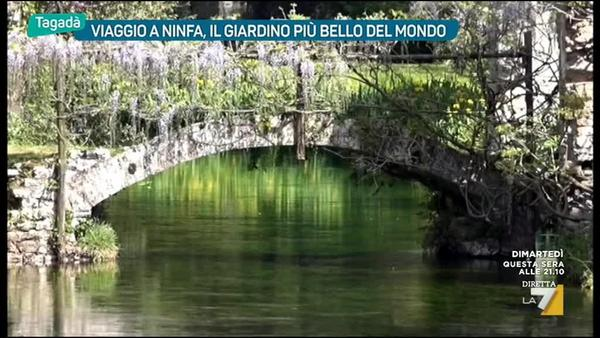 Viaggio a Ninfa, il giardino più bello del mondo