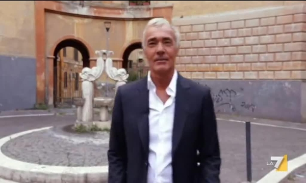 Massimo Giletti - Non è L'Arena da domenica 23 settembre alle 20:30
