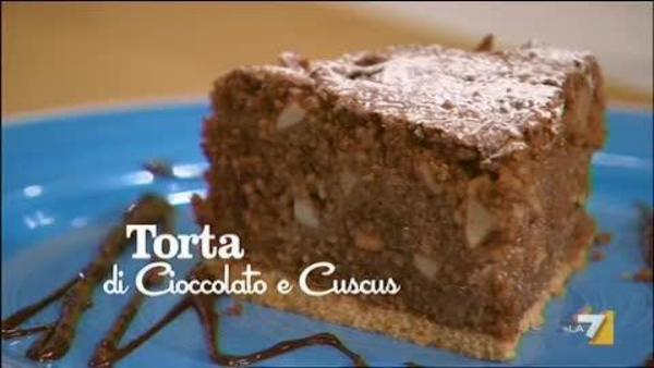 Torta Cioccolato E Cuscus Benedetta Parodi Imenudibenedettala7it
