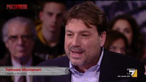 tomaso montanari  Tomaso Montanari: 'Ho detto no a Di Maio, io contrario al vincolo di ...