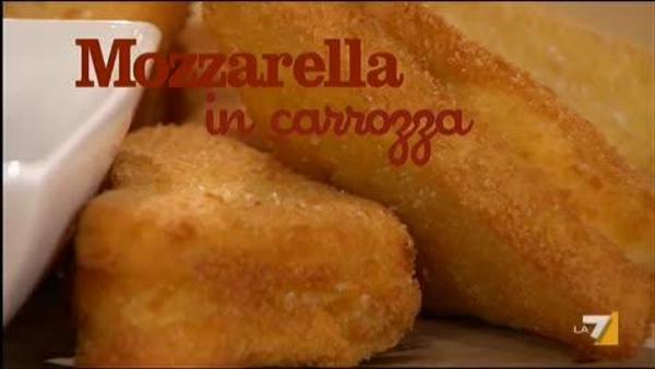 Braciole dell 39 amore benedetta parodi e fabio caressa for Mozzarella in carrozza parodi