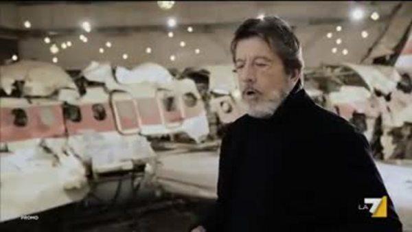Atlantide con Andrea Purgatori - Ustica: l'ultimo miglio, mercoledì 20 dicembre alle 21.10
