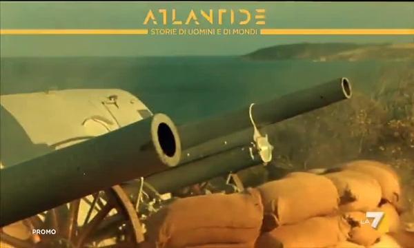 Atlantide presenta La Grande Guerra, questa sera dalle 21.15